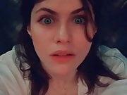 Alexandra Anna Daddario selfie